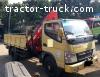 Dijual Mitsubishi Cold Diesel TRUCK CRANE tahun 2012 (Up date 17 Mei 2018)