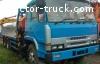 Jual Truck Crane Mitsubishi Fuso Kapasitas 12 Ton (Update 20 November 2019)